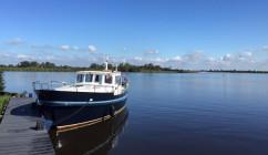 Oostvaarder Kotter - Motorboot huren - Ottenhome Heeg 2