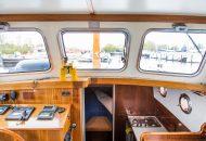Motorboot huren in Friesland - Oostvaarder Kotter 9.50 OK - Ottenhome Heegvan de Oostvaarder Kotter 9.50 OK