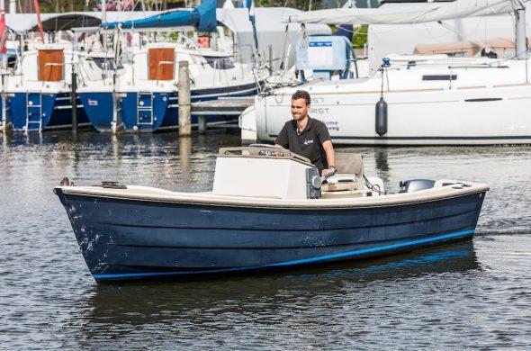 Consoleboot - Sloep huren in Friesland - Ottenhome Heeg