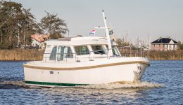 Linssen Grand Sturdy - Motorboot Rental in Friesland - Ottenhome Heeg