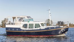 Linssen Dutch Sturdy - Motorboot Rental in Friesland - Ottenhome Heeg